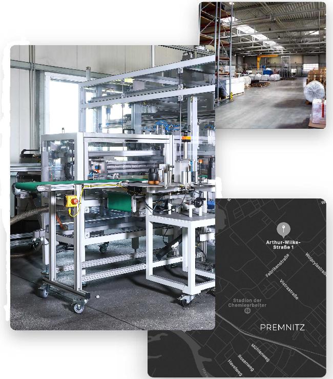 Über die Talamon GmbH